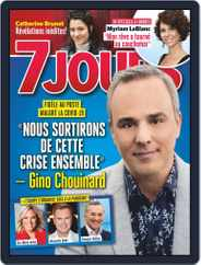 7 Jours (Digital) Subscription April 3rd, 2020 Issue