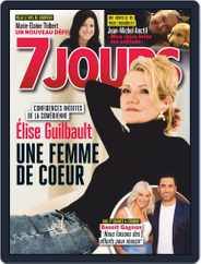 7 Jours (Digital) Subscription April 10th, 2020 Issue