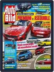 Auto Bild Es (Digital) Subscription January 24th, 2020 Issue