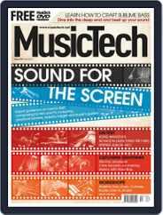 Music Tech (Digital) Subscription April 1st, 2020 Issue