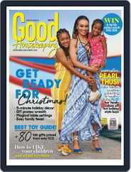 Good Housekeeping South Africa (Digital) Subscription November 1st, 2019 Issue