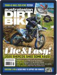 Australasian Dirt Bike (Digital) Subscription August 1st, 2019 Issue