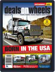 Deals On Wheels Australia (Digital) Subscription November 9th, 2015 Issue