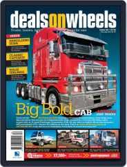 Deals On Wheels Australia (Digital) Subscription November 20th, 2017 Issue