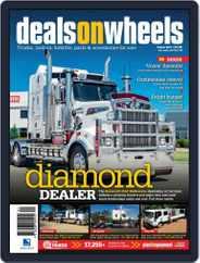 Deals On Wheels Australia (Digital) Subscription January 22nd, 2018 Issue