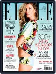 ELLE Australia (Digital) Subscription August 26th, 2014 Issue