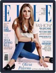 ELLE Australia (Digital) Subscription September 21st, 2014 Issue