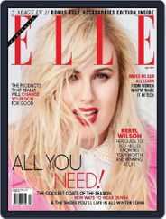 ELLE Australia (Digital) Subscription March 22nd, 2015 Issue