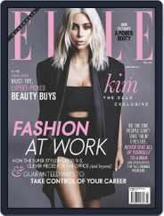 ELLE Australia (Digital) Subscription April 19th, 2015 Issue