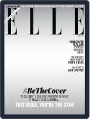 ELLE Australia (Digital) Subscription September 20th, 2015 Issue