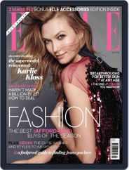 ELLE Australia (Digital) Subscription March 27th, 2016 Issue