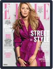 ELLE Australia (Digital) Subscription July 24th, 2016 Issue