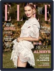 ELLE Australia (Digital) Subscription August 1st, 2017 Issue