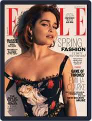 ELLE Australia (Digital) Subscription September 1st, 2017 Issue