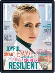 ELLE Australia (Digital) Subscription October 1st, 2017 Issue