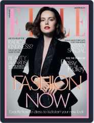 ELLE Australia (Digital) Subscription January 1st, 2018 Issue