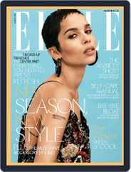 ELLE Australia (Digital) Subscription March 1st, 2018 Issue