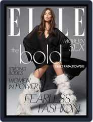 ELLE Australia (Digital) Subscription June 1st, 2018 Issue