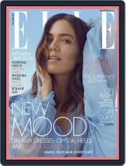 ELLE Australia (Digital) Subscription December 1st, 2018 Issue