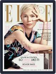 ELLE Australia (Digital) Subscription June 1st, 2019 Issue