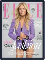 ELLE Australia (Digital) Subscription January 1st, 2020 Issue