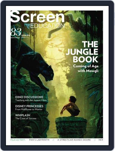 Screen Education September 1st, 2016 Digital Back Issue Cover