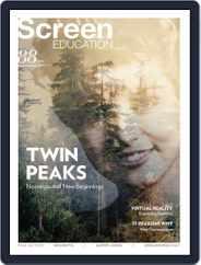 Screen Education (Digital) Subscription November 1st, 2017 Issue