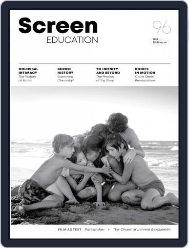 Screen Education October 1st, 2019 Digital Back Issue Cover
