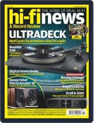 Hi Fi News (Digital) Subscription July 1st, 2019 Issue