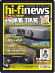 Hi Fi News (Digital) Subscription August 1st, 2019 Issue