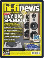 Hi Fi News (Digital) Subscription October 1st, 2019 Issue