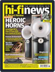 Hi Fi News (Digital) Subscription January 1st, 2020 Issue