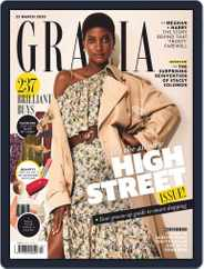 Grazia (Digital) Subscription March 23rd, 2020 Issue
