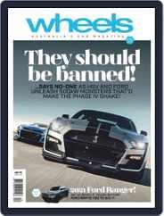 Wheels (Digital) Subscription April 1st, 2019 Issue
