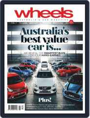 Wheels (Digital) Subscription May 1st, 2019 Issue