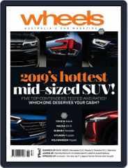 Wheels (Digital) Subscription June 1st, 2019 Issue