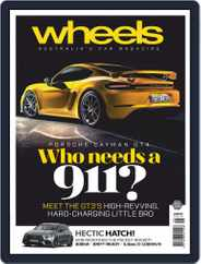 Wheels (Digital) Subscription August 1st, 2019 Issue