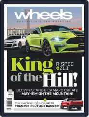 Wheels (Digital) Subscription December 1st, 2019 Issue