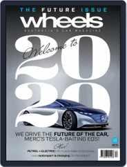 Wheels (Digital) Subscription January 1st, 2020 Issue