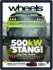 Wheels (Digital) Subscription March 1st, 2020 Issue