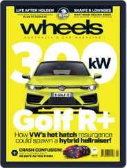 Wheels (Digital) Subscription April 1st, 2020 Issue