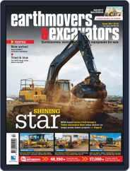 Earthmovers & Excavators (Digital) Subscription August 1st, 2019 Issue