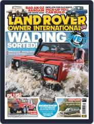 Land Rover Owner (Digital) Subscription April 1st, 2019 Issue