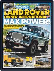 Land Rover Owner (Digital) Subscription August 1st, 2019 Issue