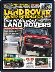 Land Rover Owner (Digital) Subscription October 1st, 2019 Issue