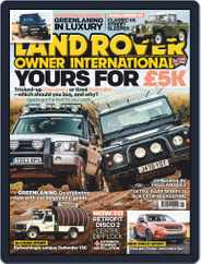 Land Rover Owner (Digital) Subscription January 1st, 2020 Issue