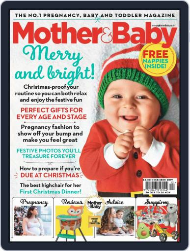 Mother & Baby December 1st, 2019 Digital Back Issue Cover