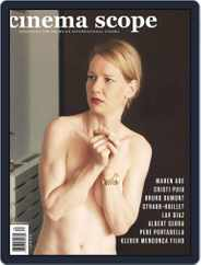Cinema Scope (Digital) Subscription June 1st, 2016 Issue