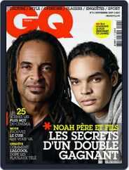 Gq France (Digital) Subscription October 21st, 2009 Issue
