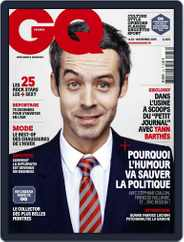 Gq France (Digital) Subscription October 19th, 2010 Issue
